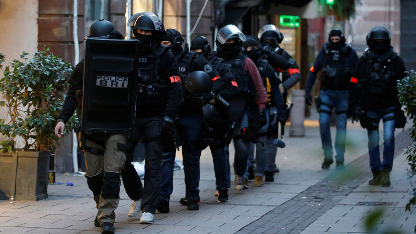 Глава МВД Франции подтвердил данные о ликвидации «страсбургского стрелка»
