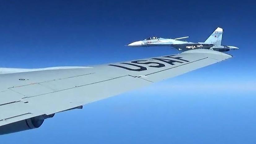 Под предлогом обороны: как самолёты НАТО наращивают активность у российских границ