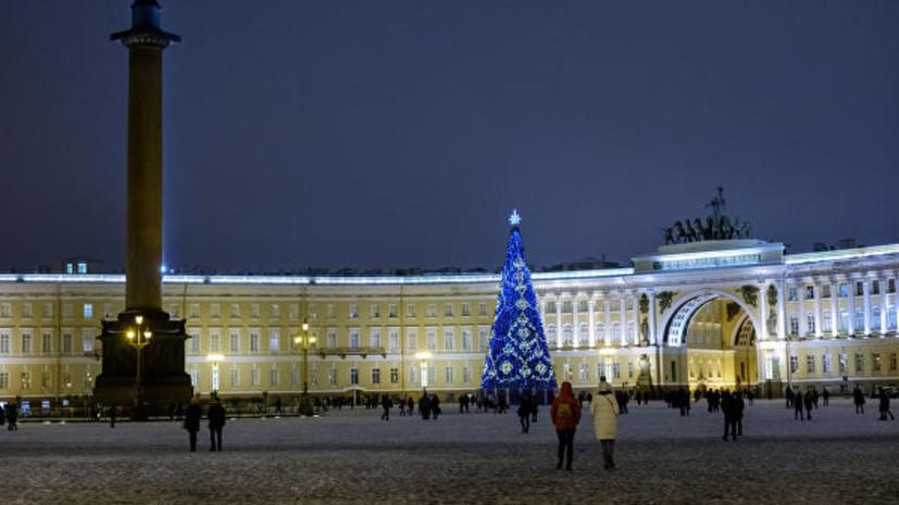 Петербургский метрополитен рассказал о графике работы в Новый год