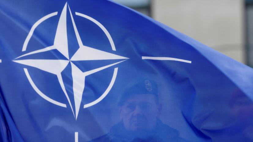 Международный контингент KFOR проводит учения в Косове