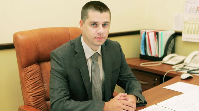 На замгубернатора Псковской области Кузнецова заведено уголовное дело