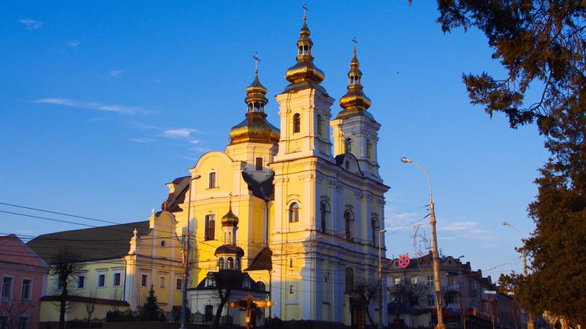Винницкая епархия УПЦ МП опровергла данные о захвате собора