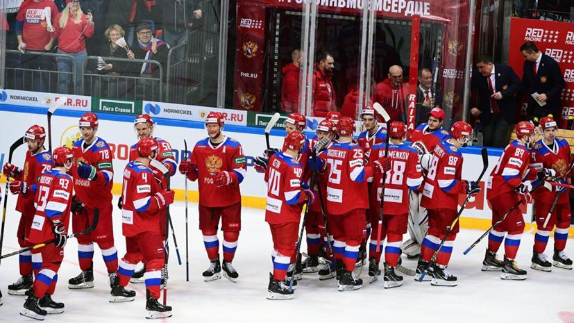 Малахов прокомментировал наличие в составе сборной России по хоккею 21 игрока из ЦСКА и СКА