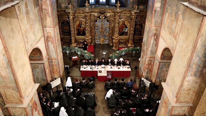 Порошенко призвал участников «объединительного собора» договориться