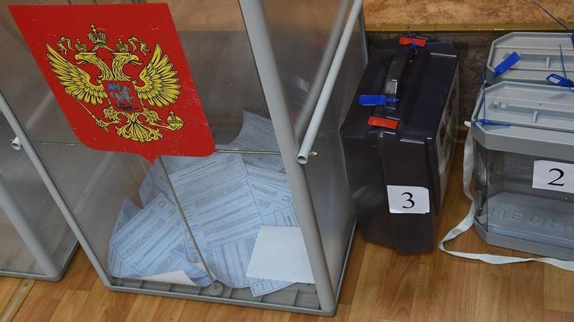Кожемяко лидирует на выборах главы Приморья после подсчёта 50,86% голосов