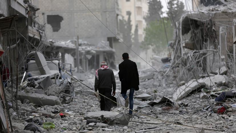 Источник: в сирийском Африне при взрыве пострадали десятки человек