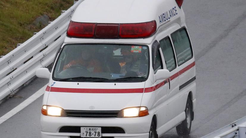 Число пострадавших при взрыве в Японии увеличилось до 42