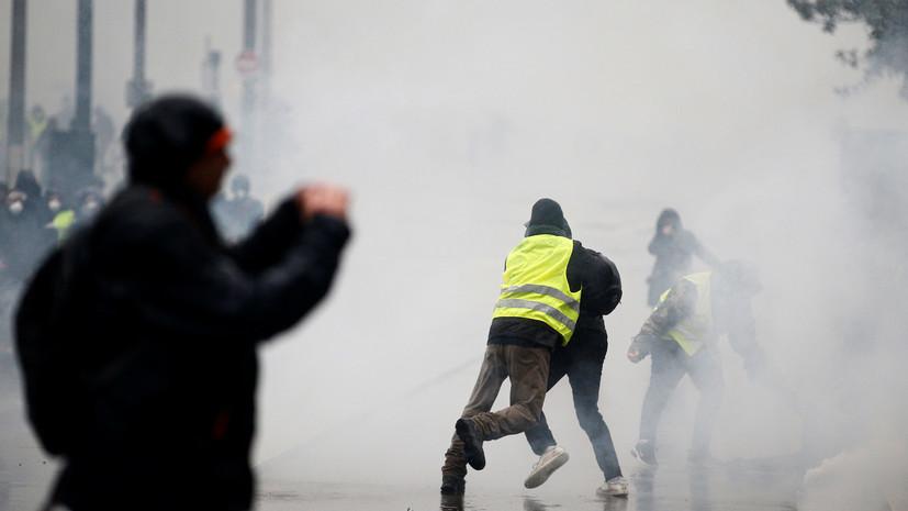 BBC прокомментировала поиск журналистами «российского следа» в протестах во Франции