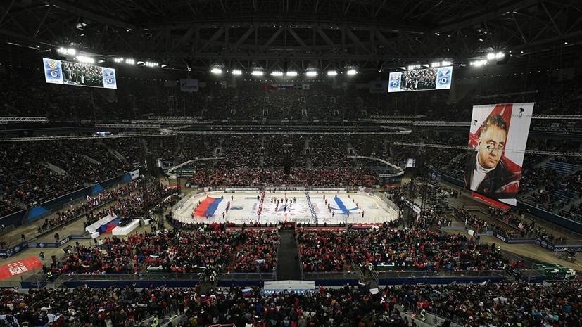 Воробьёв: я, все тренеры и игроки запомним этот праздник на всю жизнь