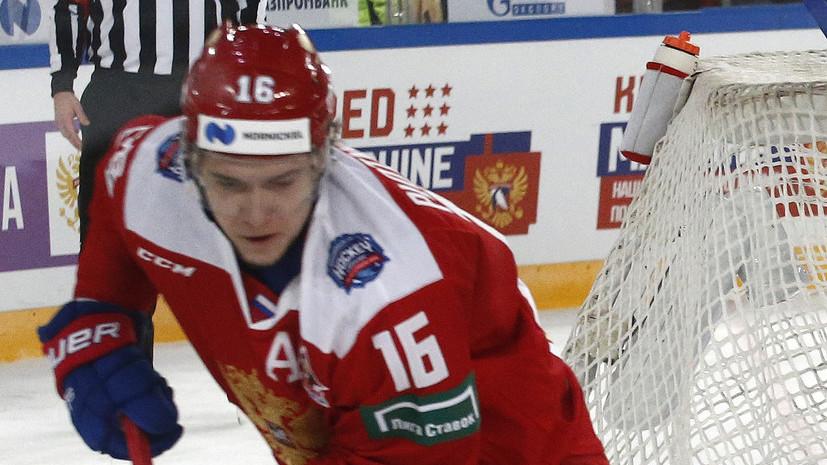 Хоккеист Плотников: футболистам, которые чаще играют при 70 тысячах, завидуем
