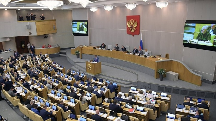 В Госдуме объяснили планы Порошенко проверить госслужащих с родственниками из Крыма