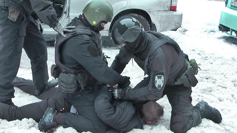 «Задержаны организатор и активные члены бандгруппы»: ФСБ пресекла деятельность сети подпольных оружейных мастерских