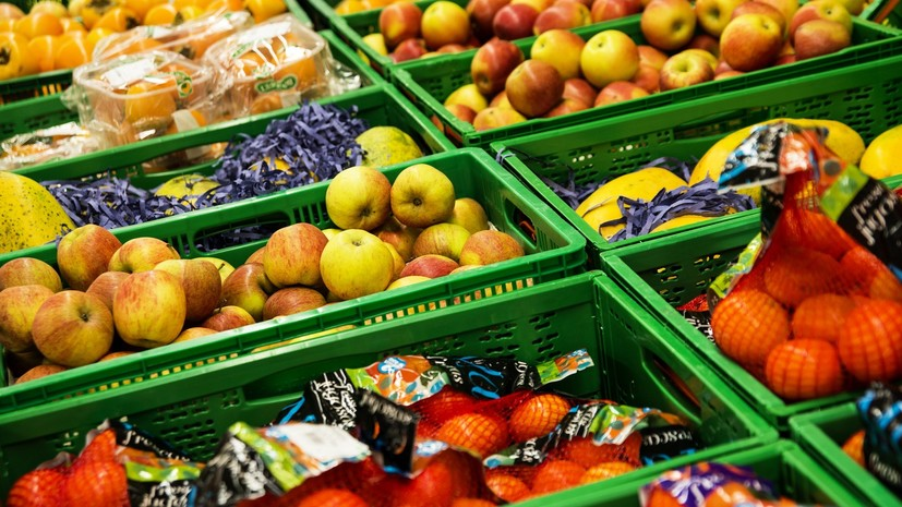 Эксперт прокомментировал исследование о расходах жителей разных стран на еду