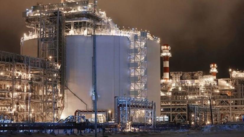 Франция продлила срок госгарантий по кредитам проекта «Ямал СПГ»