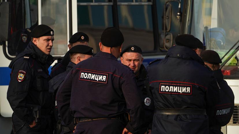 В общежитии МГРИ-РГГРУ прошли профилактические мероприятия МВД