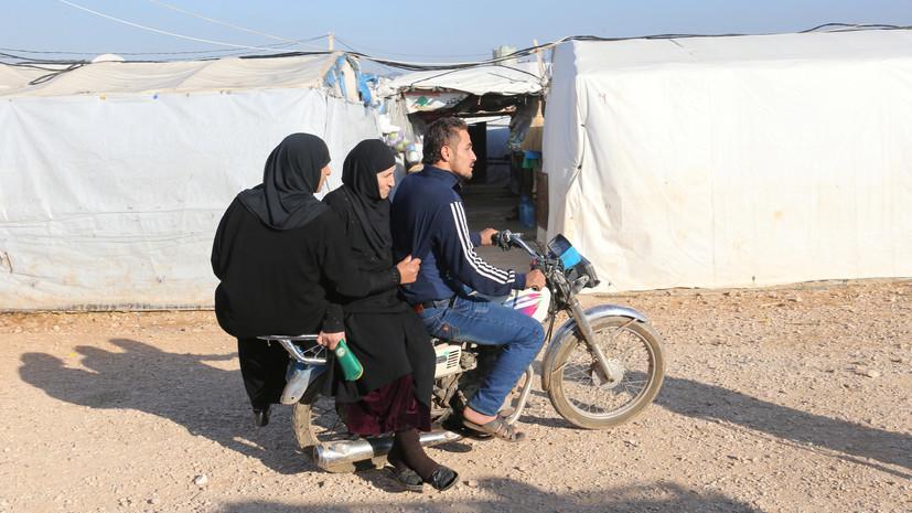 В Ливане остаются более 1,5 млн сирийских беженцев