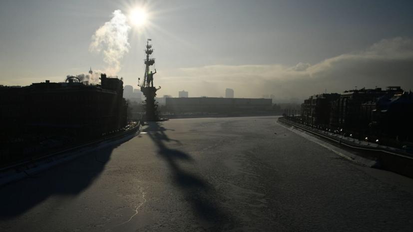 В Гидрометцентре рассказали, когда в Москве закончатся морозы