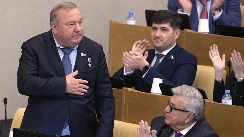 Шаманов: Россия будет противодействовать увеличению присутствия США в Чёрном море