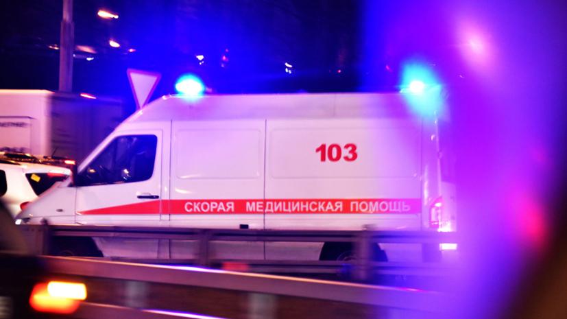 В Смоленской области в ДТП с грузовиком погибли два человека