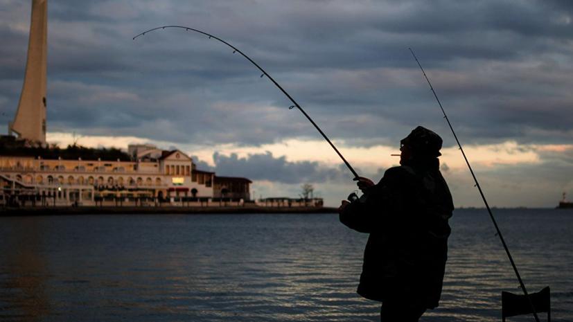Глава Росрыболовства прокомментировал новый закон для рыбаков