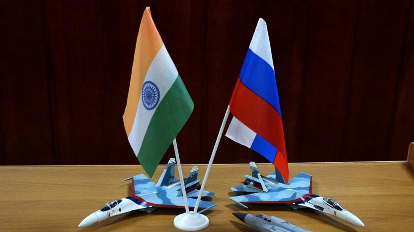 В Минобороны сообщили о начале финального этапа учений России и Индии