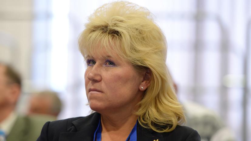 Резцова считает, что в ситуации с обвинениями российских биатлонистов ажиотаж был излишним