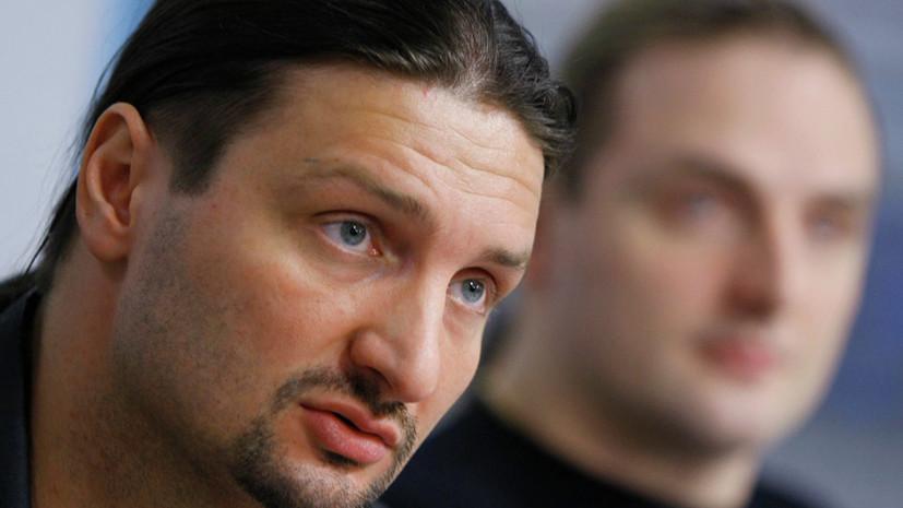 Запашный заявил о готовности к диалогу с Гуцериевым