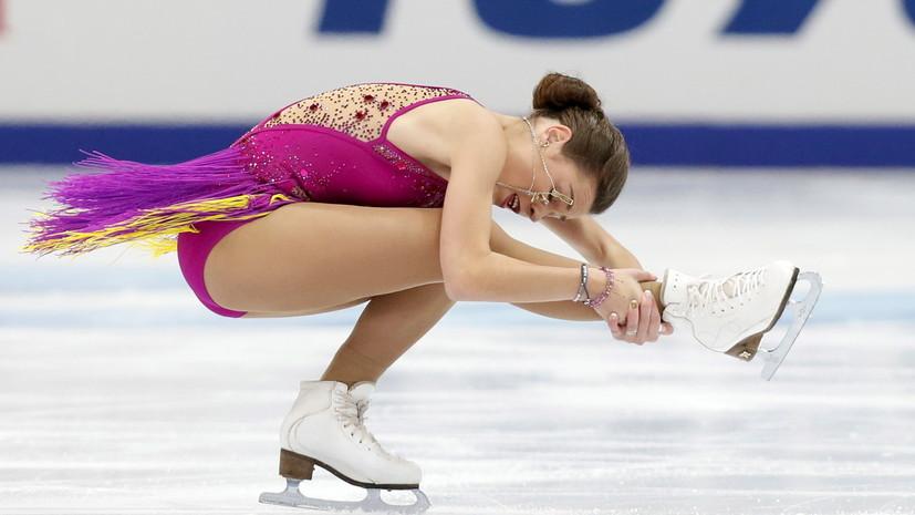 Плющенко: Сотниковой надо закрыть спорт и переходить на тренерскую работу