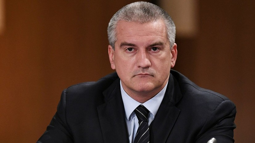 Аксёнов назвал «очередным витком глупости» резолюцию ГА ООН по Крыму