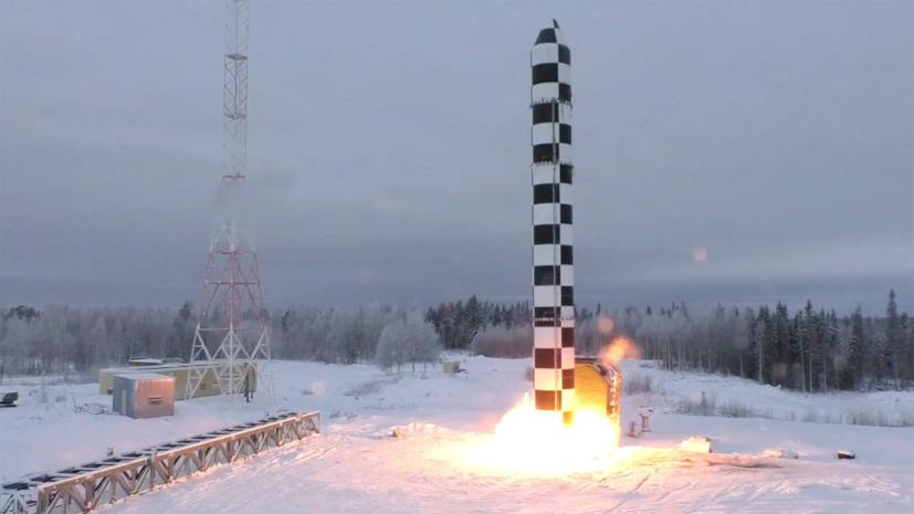 Учения ядерных сил «Гром» пройдут в России в 2019 году