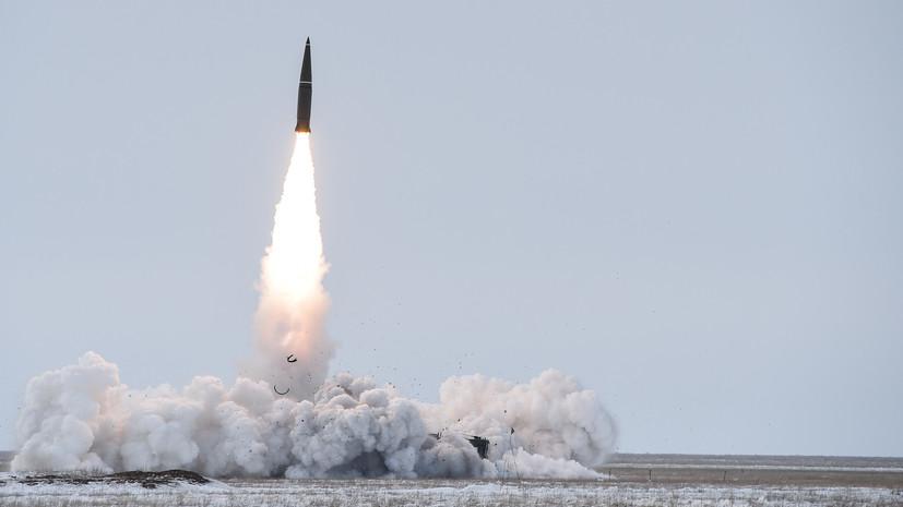 «Без втягивания в гонку вооружений»: как современные боевые системы помогают РФ сохранять стратегический паритет с США