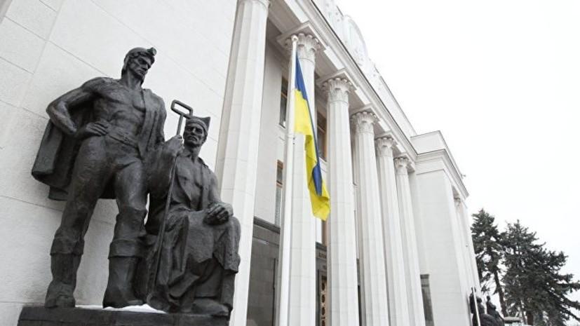Эксперт оценил поддержанный Радой законопроект о стандартах НАТО для Украины