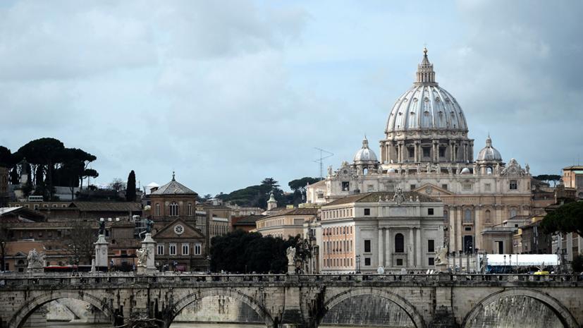 В Ватикане опровергли данные о признании «новой церкви» на Украине