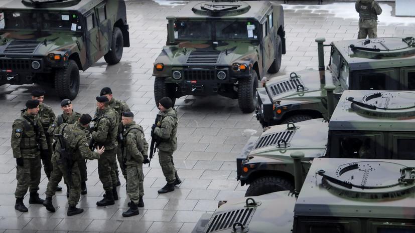 Патриарх Сербский предположил, против кого создаётся армия Косова