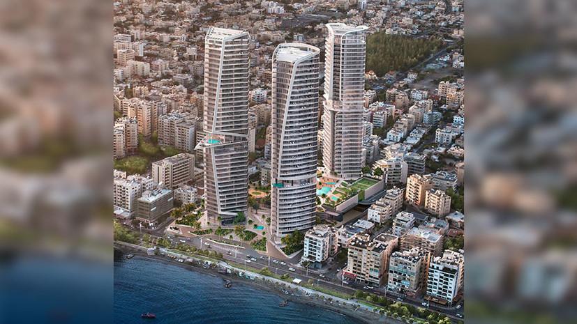 Cybarco запустила новый проект недвижимости на берегу Кипра