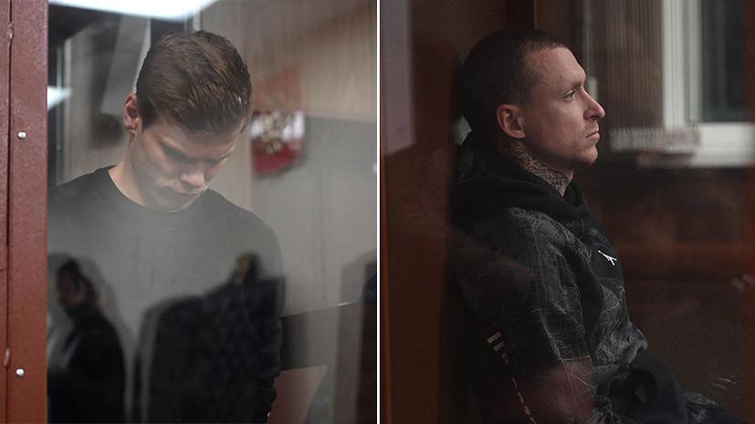 Слуцкий высказался о продлении ареста Кокорина и Мамаева