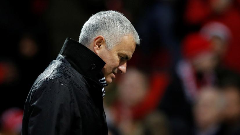 Канчельскис прокомментировал увольнение Моуринью из «Манчестер Юнайтед»