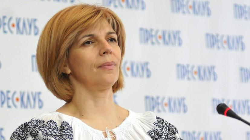 Депутат Рады призвала экс-президентов страны помочь спасти нацию от вымирания