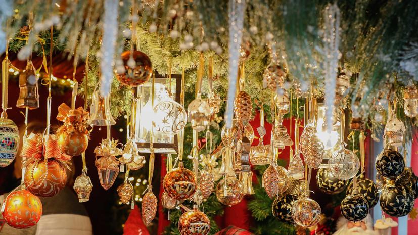 В китайском городе запретили Рождество