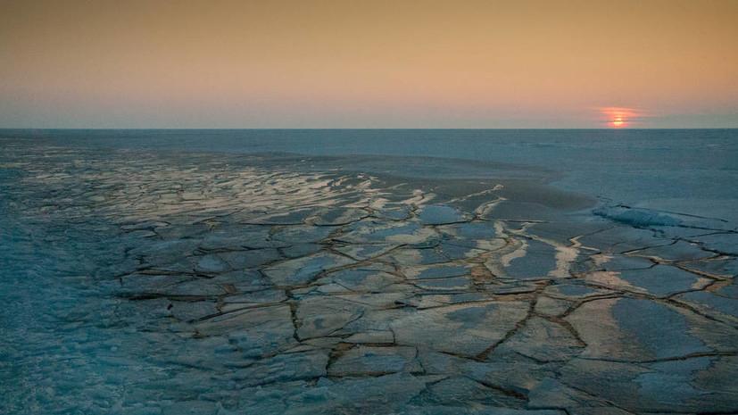В России разработают план по реализации потенциала Арктики