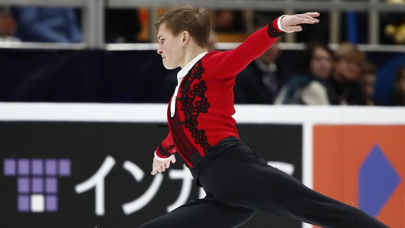 Эксперт прокомментировал предстоящее выступление Коляды на чемпионате России