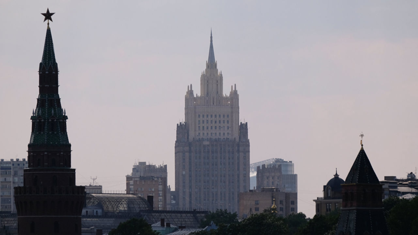 В МИД России ждут разъяснений от США и Грузии по биолаборатории Лугара
