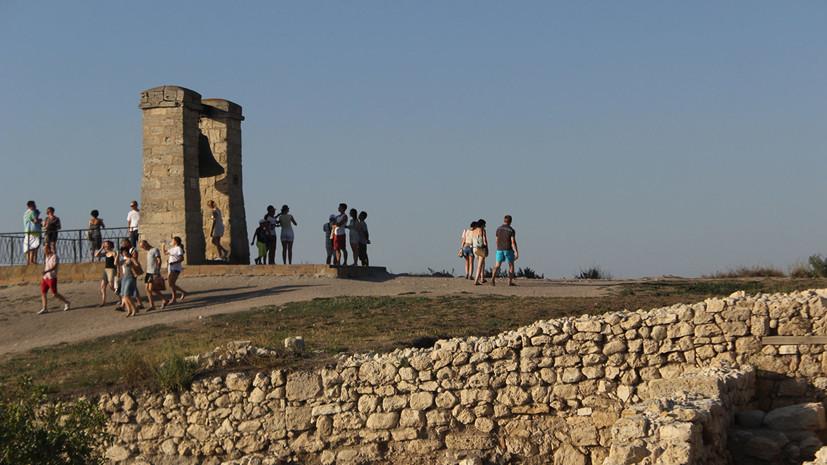 «Херсонес» получит более четырёх тысяч предметов с раскопок на месте строительства трассы «Таврида»