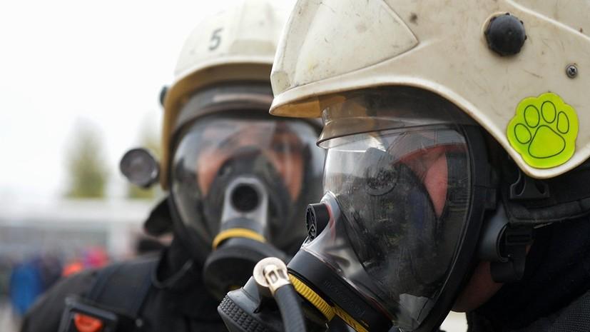 В Удмуртии заработал штаб по оказанию помощи пострадавшим при крупном пожаре