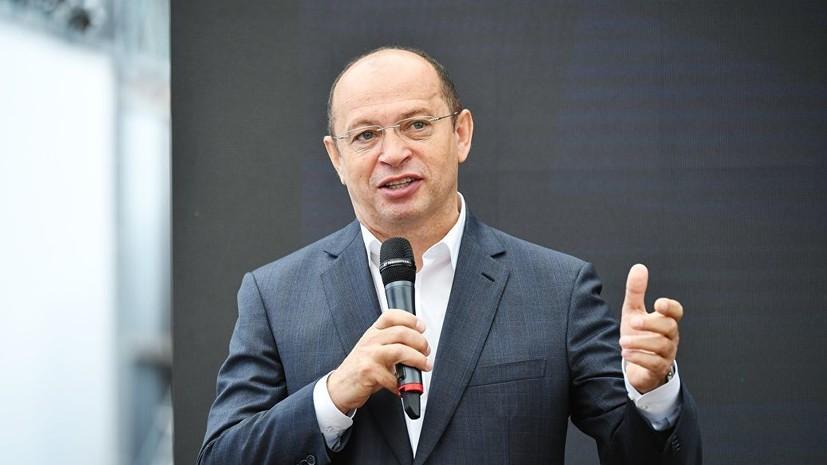 Прядкин подвёл итоги исполкома РФС
