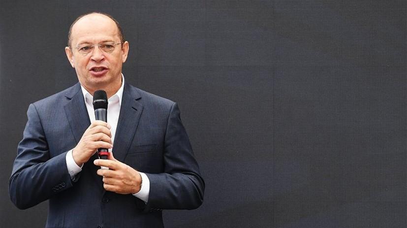 Прядкин рассказал, что известно о возможных кандидатах на пост президента РФС