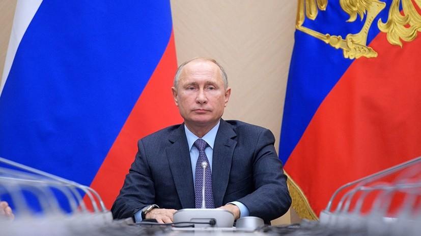 В Сербии надеются, что Путин посетит страну в январе