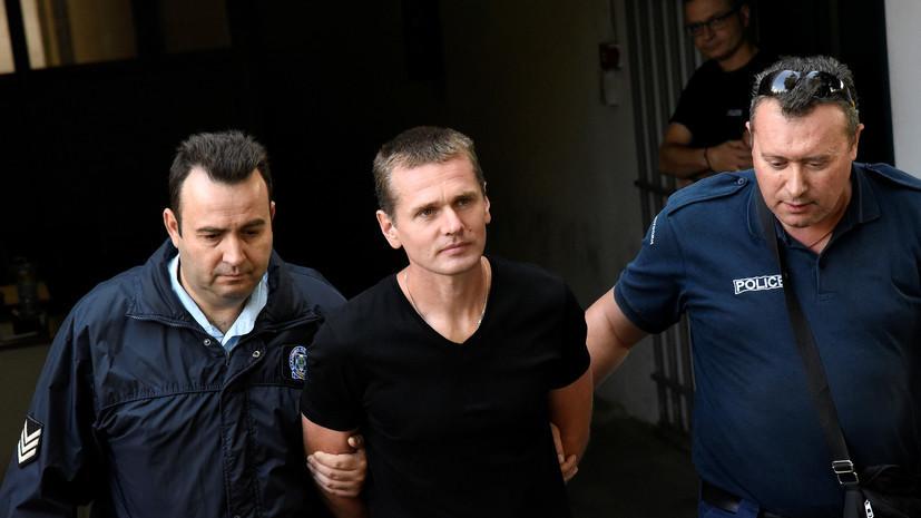 Суд в Греции постановил выдать Винника Франции