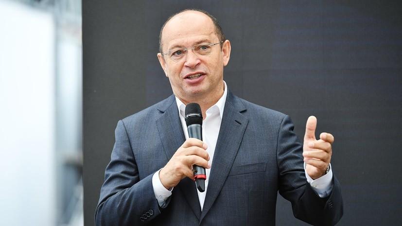 Прядкин рассказал, как изменится в будущем лимит на легионеров в РПЛ
