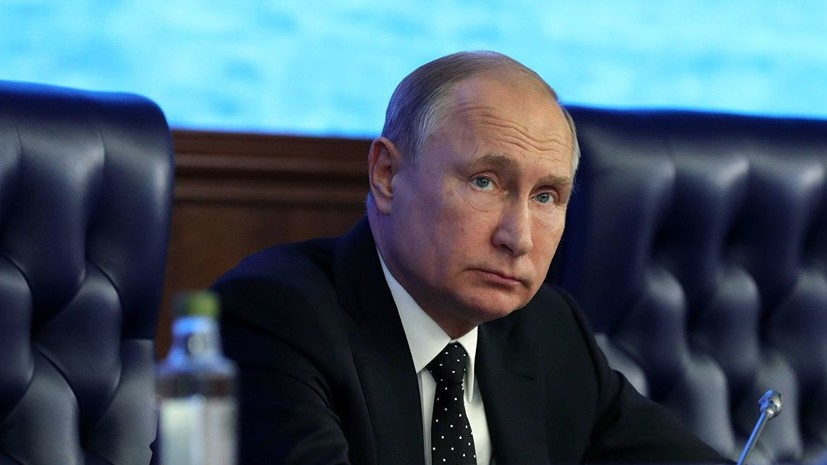 Путин одобрил военную доктрину Союзного государства